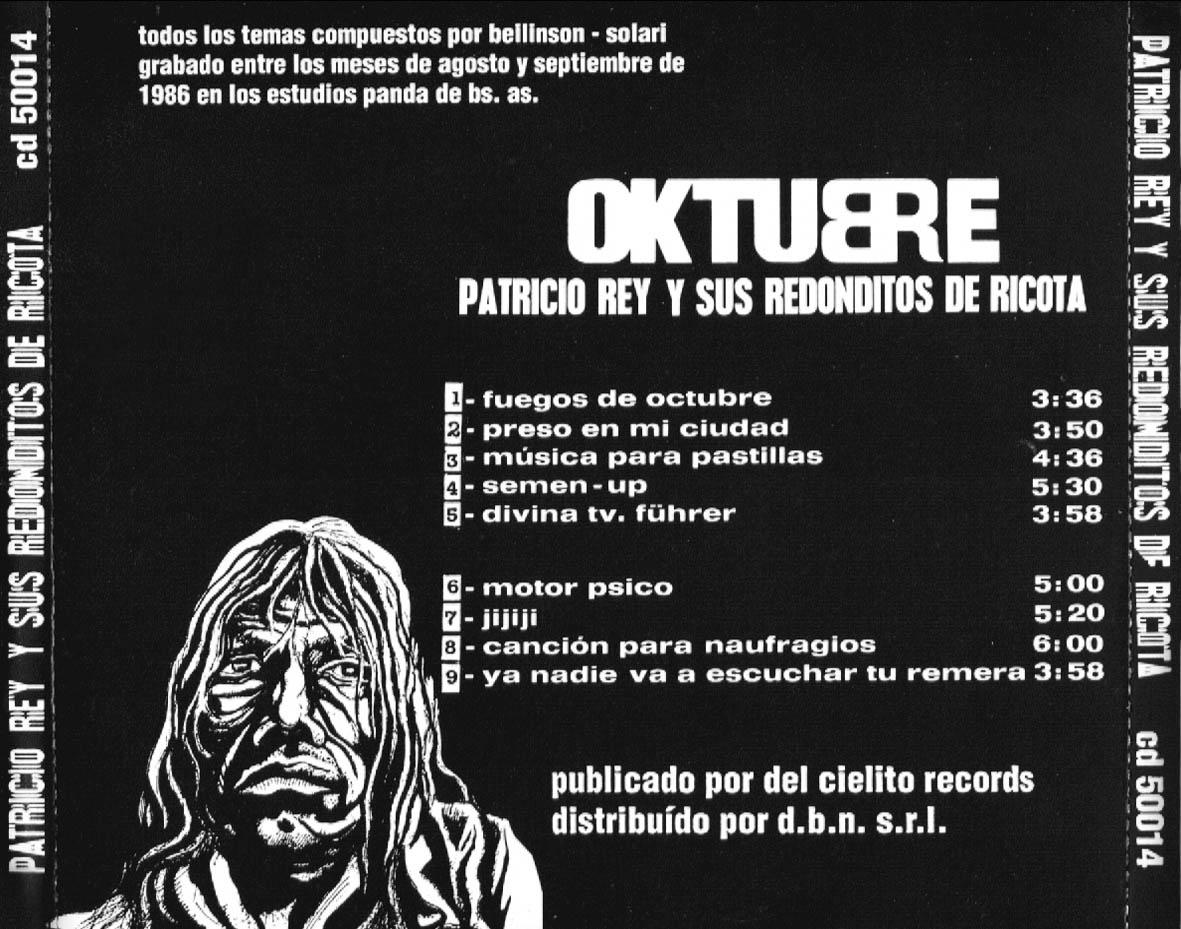 Patricio_Rey_Y_Sus_Redonditos_De_Ricota-Oktubre-Frontal